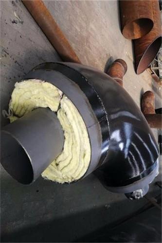 哈尔滨钢外护预制直埋蒸汽保温管怎样保温时间更长