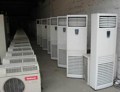 广东省肇庆市制冷设备回收拆除服务