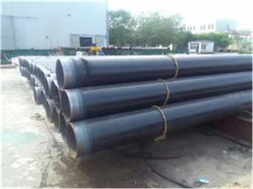 雅安加强级3pe防腐钢管实体商家