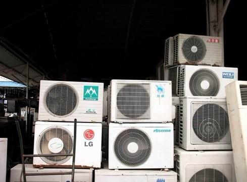 广东云浮废旧大型空调回收权威合作伙伴