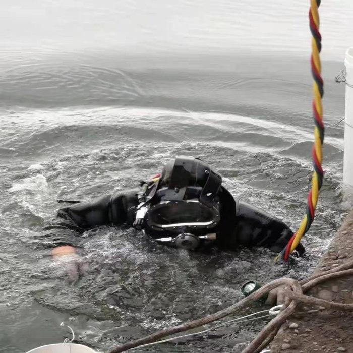 大庆市潜水员服务公司- 专业潜水作业队