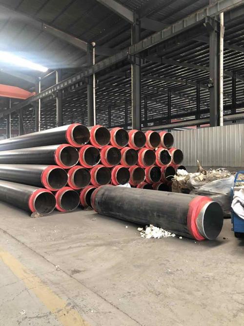 喀什地区疏附县供热用聚酯保温螺旋管管道厂家