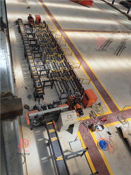 山西朔州钢筋笼绕丝机规格型号分类
