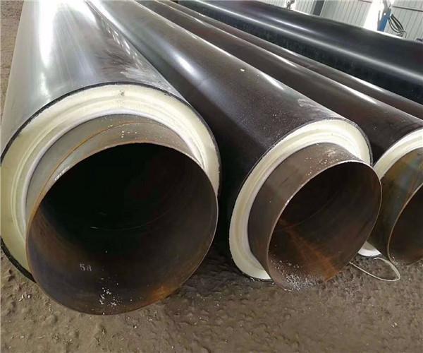 赣州市于都县聚氨酯直埋保温螺旋钢管管道厂家