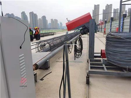 黑龙江钢筋笼成型机河南建贸