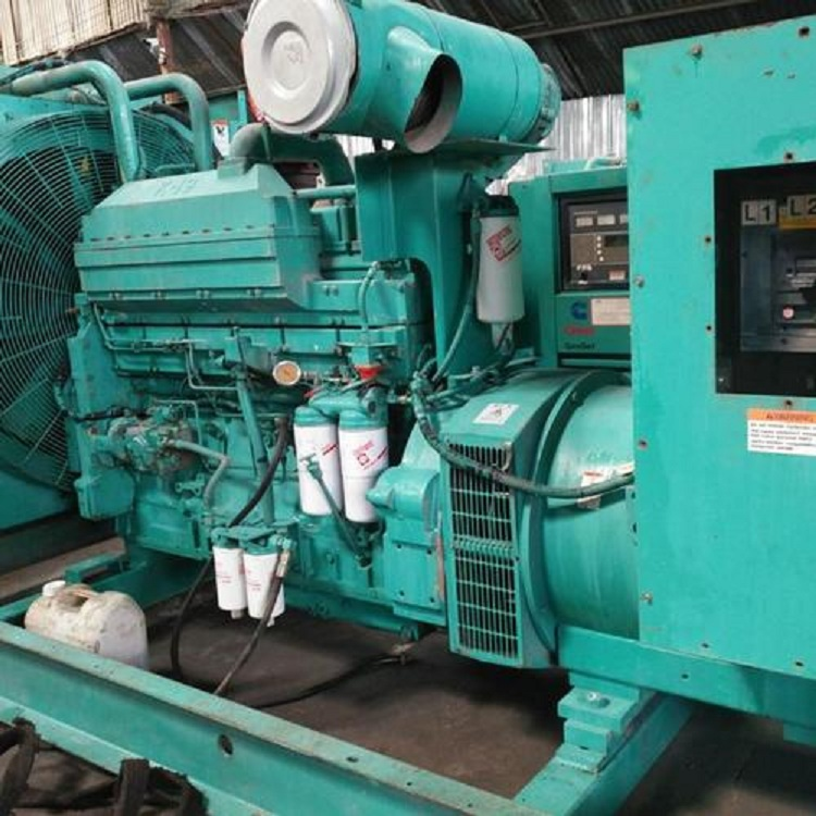 东莞横沥镇旧发电机组回收行情咨询价格表