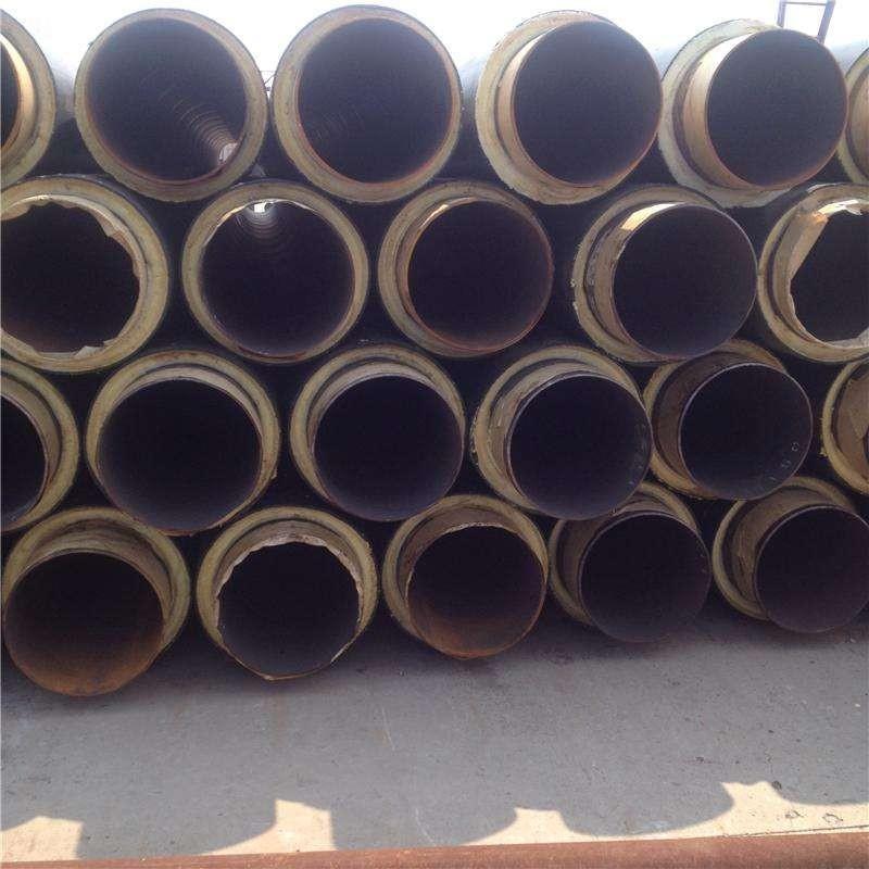 阜新市海州区黑夹克防腐保温螺旋焊接钢管市场行情