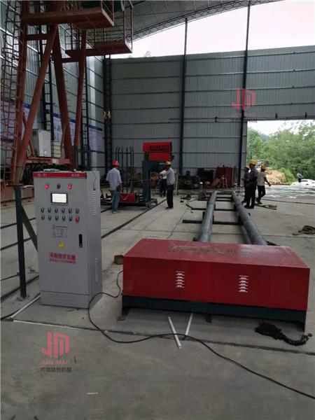 黑龙江双鸭山钢筋加工机械产量统计