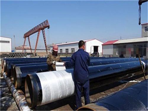德阳市包覆式城市输水用三层聚乙烯防腐钢管全新价格
