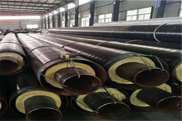 DN1000钢套钢保温管道一延米价格
