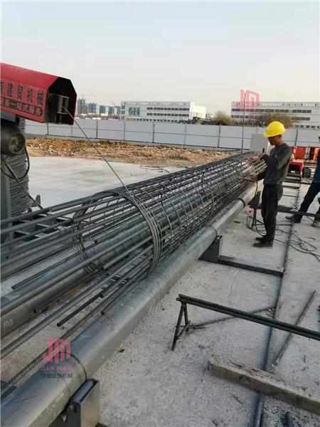 云南临沧钢筋笼滚焊机常用型号介绍