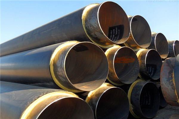 山西省晋中市量大批发聚氨酯保温钢管执行标椎