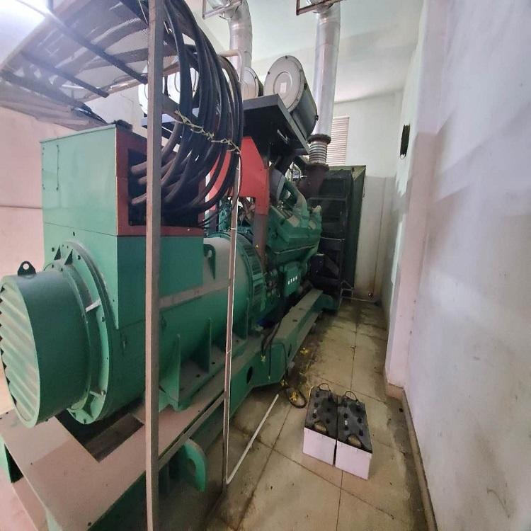 深圳罗湖区二手小松发电机回收公司一站式回收拆除