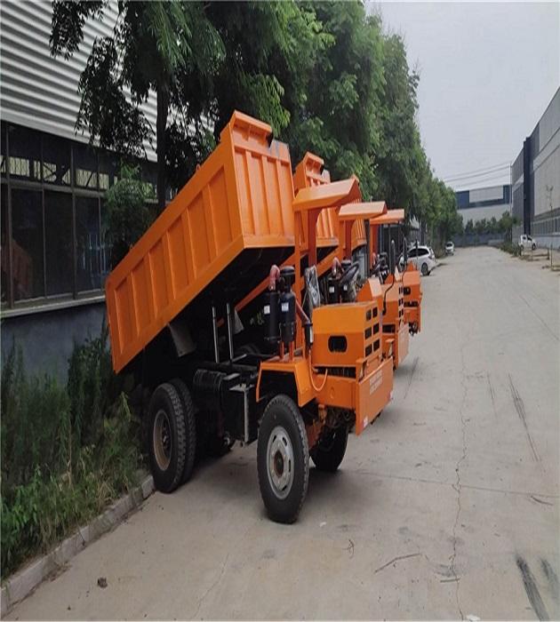 昆明市16吨矿山湿式制动运输车{性价比高}、厂家