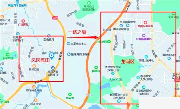 凤岗22栋花园房《鸿达新城》,首付仅20万,分期10年,特大喜讯!离学校有多远?