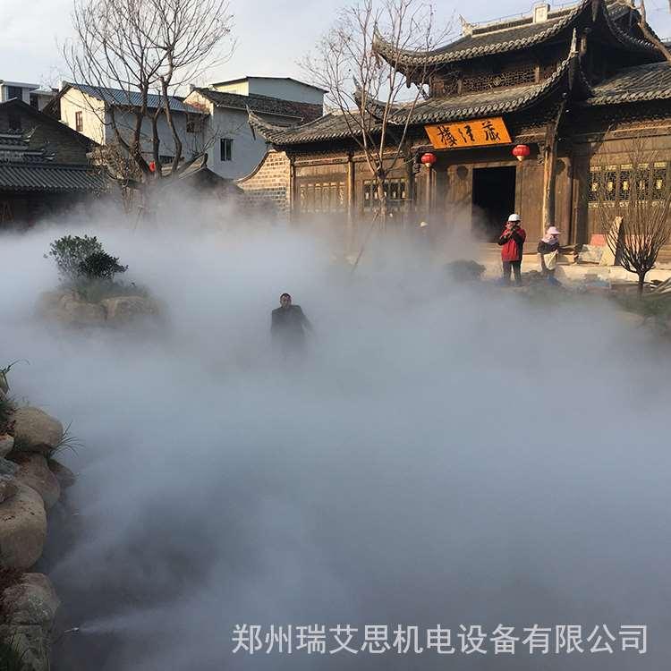营口人造雾设备价格多少