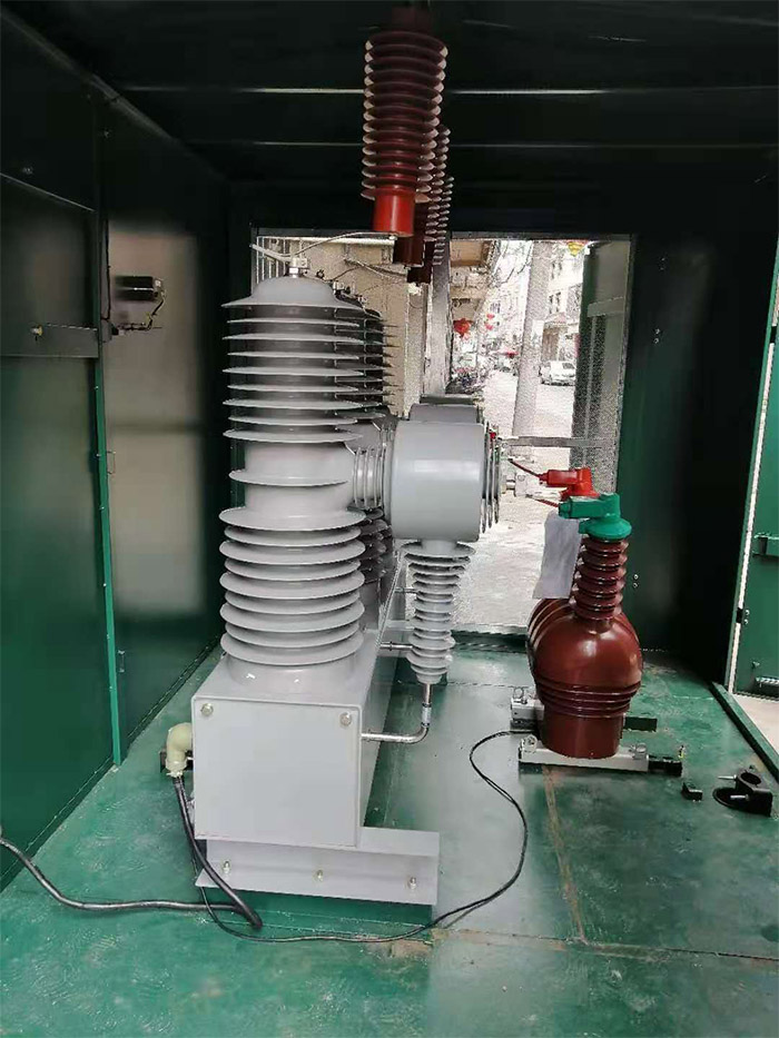 厦门市T型头35KV高压电缆分支箱带电缆头厂家报价
