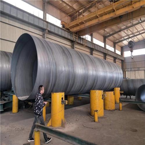 河北钢管市场行情:保温钢管325*6价格