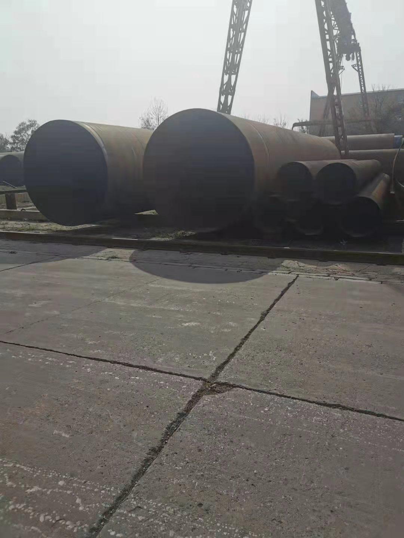 唐山迁安缠绕式三层聚乙烯涂覆防腐螺旋管质量可靠