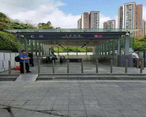 布吉小产权房政策布吉集体大红本(丽湖公馆)真正的地铁口花园房(丽湖公馆)接待中心