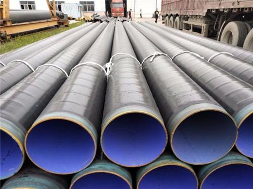 给水涂塑复合钢管化学品管线(酸、碱、盐)张湾区