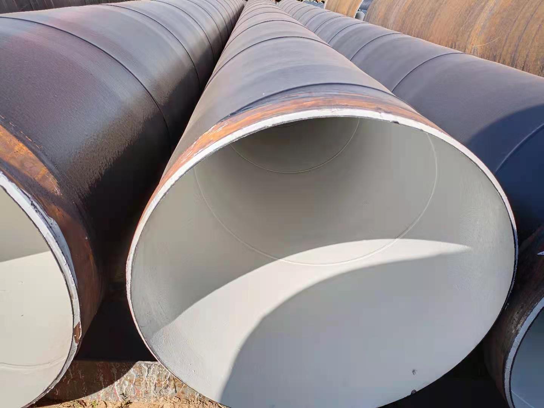 华容管道内壁IPN8710防腐钢管供水用螺旋钢管钢管什么时候稳定