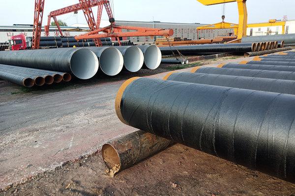 河北污水处理防腐螺旋焊管厂家