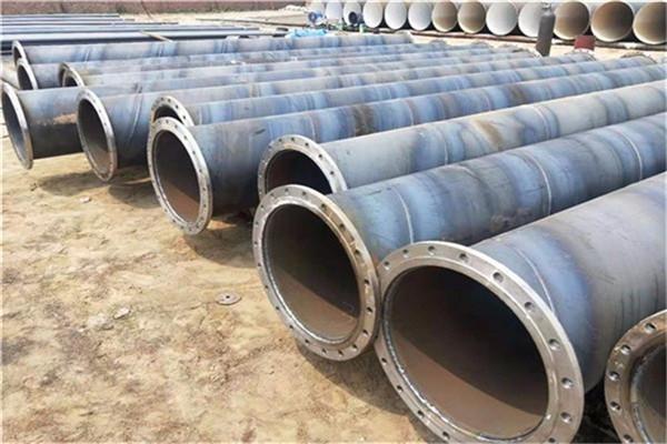 426*8内外环氧粉末螺旋钢管每米价格