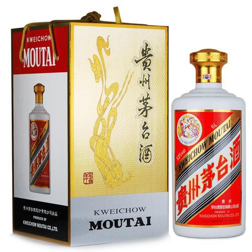 茅台酒的瓶子及盒子回收多少钱