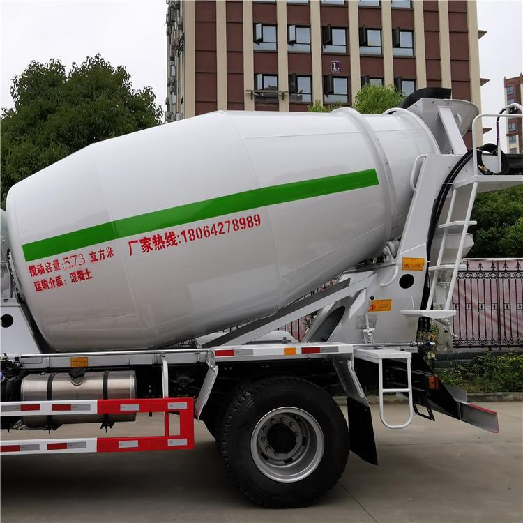 阳泉市国六8方混凝土搅拌车厂家批发价格