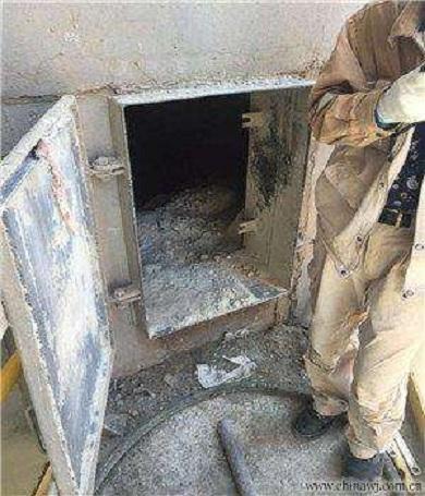 德兴水泥库清库的安全技术措施包括哪些?