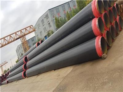 禹王台发泡聚氨酯预制直埋保温管专业生产厂家
