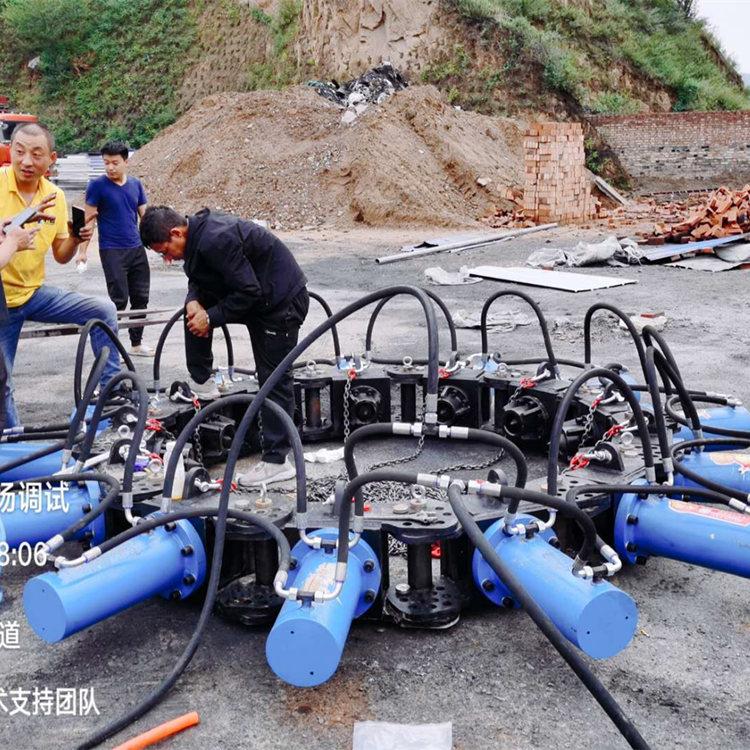 汉中厂家直销截桩机破桩机厂家