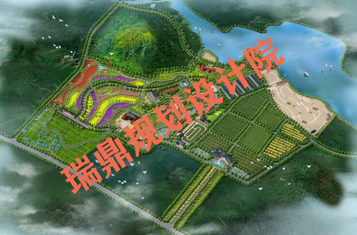 平顶山详细规划设计(产业园区规划)