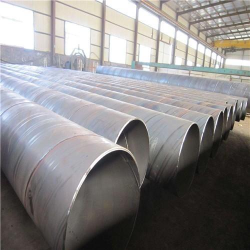 河南省许昌市建筑工程用螺旋焊接钢管制造厂家