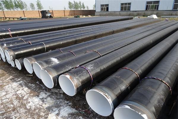 铁岭市西丰县地下长埋热处理制作过程