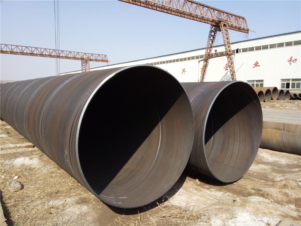 广东省清远市螺旋钢管做面漆防腐生产成本
