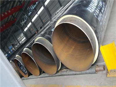 青川钢套钢埋地蒸汽管价格优惠