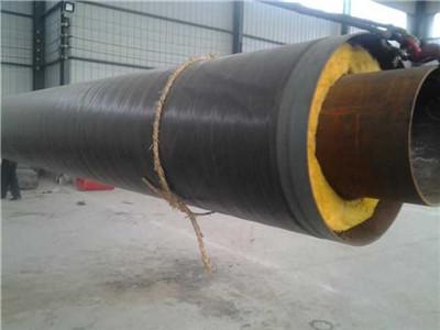 辽阳灯塔钢套钢蒸汽管道多少钱一米