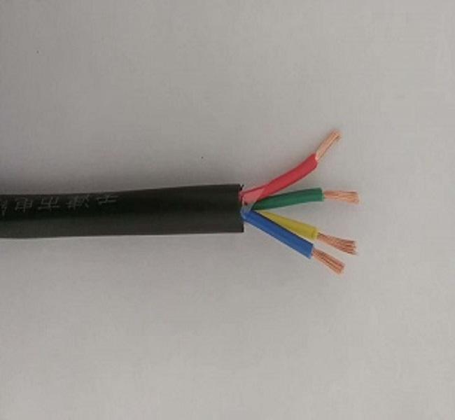 广河县软芯矿用控制电缆MKVVRP