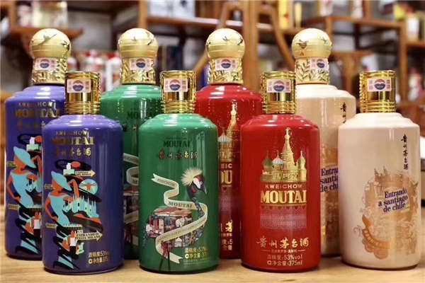 马鞍山回收1983年的茅台酒本市上门回收
