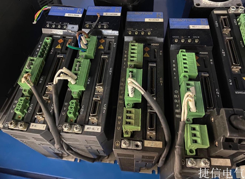 南宁安川SGMAH伺服电机维修中心