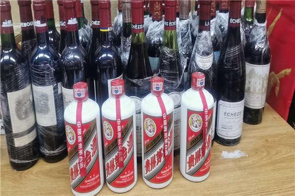 常州回收2002年的茅台酒到底能卖多少钱