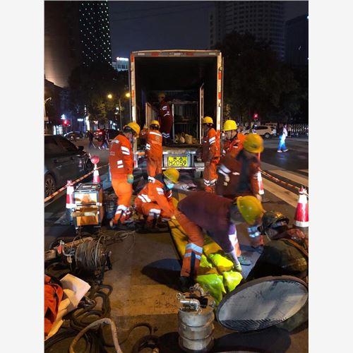 管道非开挖修复公司+专业碎裂法管道修复技术