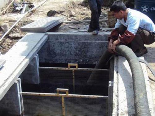 武义抽污水一次多少钱?