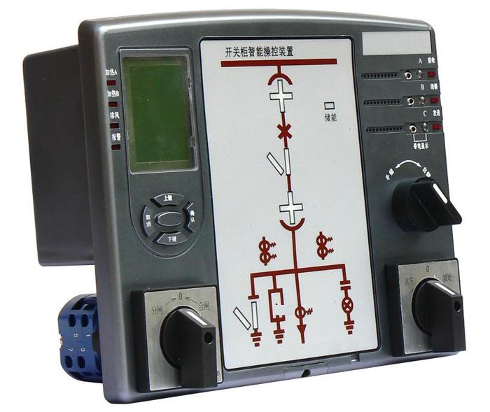 河北省矿用隔爆兼本质安全型远程控制箱KDG-127/3-4高清图
