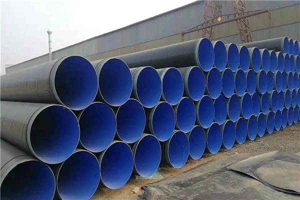 宿州市+外聚乙烯内环氧粉末防腐钢管哪里能买到(友浩管道)