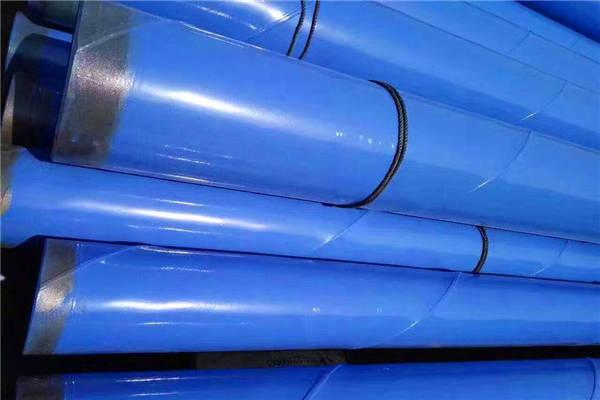 壶关消防给水涂塑螺旋钢管厂家制造