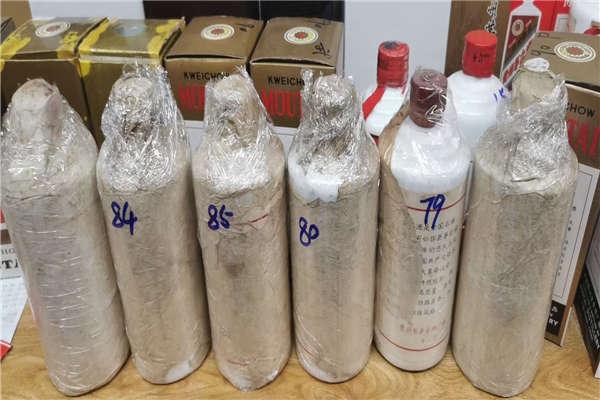 【本月】一瓶(1985年的茅台酒)回收价格一览表