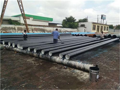 黔南布依族苗族自治州城市输水用三层PE涂敷钢管厂家